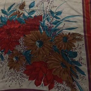 Vintage Vera scarf.